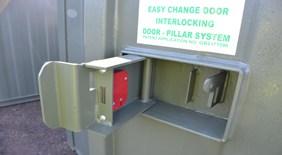 Combi-Store Lock