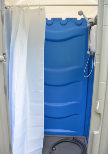 Shower Hire